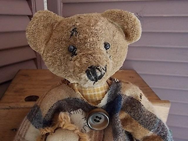 Orphan Bear N Dolly